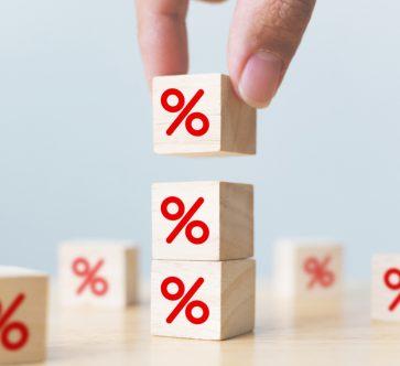 Les tendances du taux actuel pour un prêt personnel